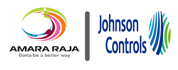 Amaron johnson control Logo